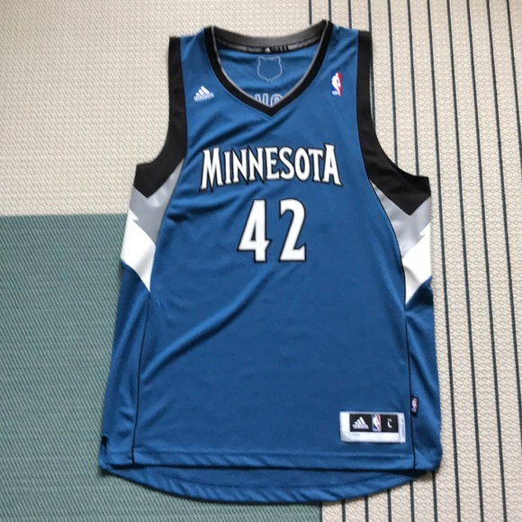 size 40 2f348 369c0 Minnesota Timberwolves #42 Kevin Love Jersey